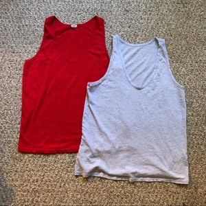 2for1 J. Crew Tank Tops